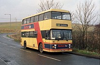 FBV515W Northern Bus,Anston Ribble MS