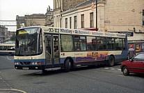 N451HWY Blazefield Lancashire United Blazefield Yorkshire Coastliner