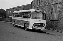 6306WJ Yorkshire Woollen District Sheffield United Tours