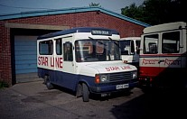 D532HNW Arrowline(Starline).Knutsford WYRCC