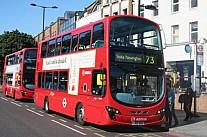 LJ62BSO London Arriva