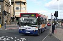 K823NKH FairRider,Huddersfield London Buses