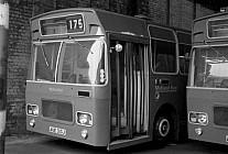 AUE313J (XNX135H) BMMO(Midland Red) Stratford Blue