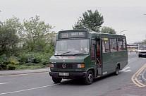 K883UDB GM Buses North Bolton Coachways Arrowline,Knutsford