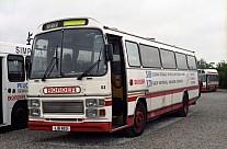 LIB1183 (NDW149X) Border Buses,Burnley Rossendale Hills,Tredegar