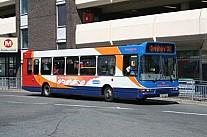 V507EFR Huddersfield Bus Co. Stagecoach Yorkshire Traction London Traveller