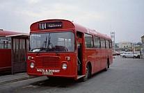AFB595V Wilts & Dorset Hants & Dorset Bristol OC