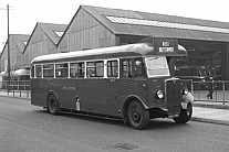 HBE261 (AFU928) Rebody Lincolnshire RCC Enterprise & Silver Dawn Scunthorpe