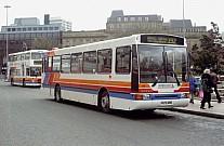 P876MNE Stagecoach Manchester