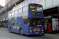 A693HNB Stagecoach Manchester(Magic Bus) GM Buses GMPTE