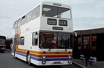 JDB115N Stagecoach Ribble East Midland - Frontrunner(SE) GM Buses GMPTE