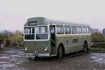 MAX107 Green Bus,Rugeley Crosville Red & White