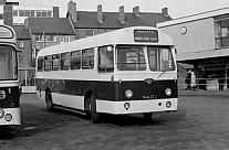 964DTJ Merthyr Tydfil CT Leyland Demonstrator