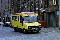 D143NON Ribble MS Manchester Minibuses