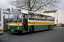 FLZ2451 (A508HVT) Rebody RoadCar Red Bus Midland Red North