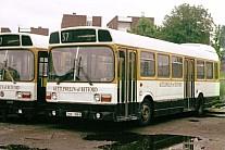 THX196S Kettlewells,Retford London Transport