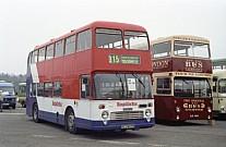 GLJ467N Hampshire Bus Hants & Dorset