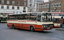 EWW946Y Blazefield West Yorkshire West Yorkshire RCC
