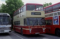 WTU490W Hulme Hall,Cheadle Hulme Crosville MS