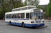 JIL2199 (UHG736R) Rebody Northern Blue,Burnley London & Country Ribble MS
