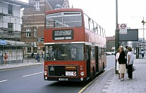 A101SUU London Buses