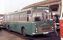 CHA117C (KDB674P) Rebody Holmeswood Rufford Midland Red BMMO Greater Manchester PTE