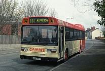 RKA886T Camm,Nottingham Merseyside PTE