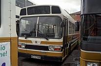 NEV678M Kettlewell,Retford Eastern National