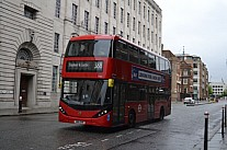 SN16OHR London CT Plus