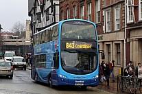 BF62UXY Yorkshire Coastliner