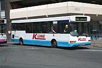 R559UOT K-Line,Huddersfield Solent BlueLine Marchwood,Totton