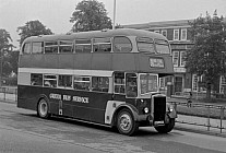 GNY432C Warstones(Green Bus),Great Wyrley Rhymney Valley DC Caerphilly UDC