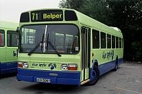 ACH506T Trent Barton