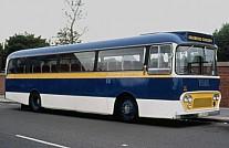AJA147B Halewood Coaches(Davies),Halewood Hants & Dorset National Travel NW NWRCC