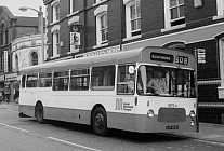 DJP468E Greater Manchester PTE Wigan CT