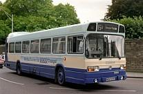 NEN958R Cambus GMPTE Lancashire United