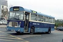 OJD68R Silver Star,Upper Llandrog Trimdon MS Tyne & Wear Omnibus Thamesdown London Transport