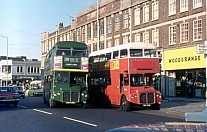 CUV246C / NMY626E London Country London Transport BEA