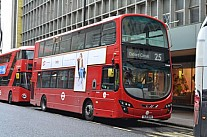 BJ11DVN Tower Transit London First Capital