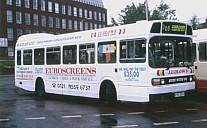 BYW396V Ludlows,Halesowen London Transport