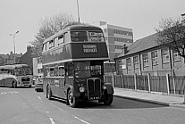 HLW160 Ronsway,Hemel Hempstead Browns Blue,Markfield London Transport