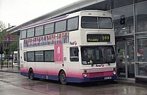 F605XWY First Manchester First West Yorkshire Yorkshire Rider
