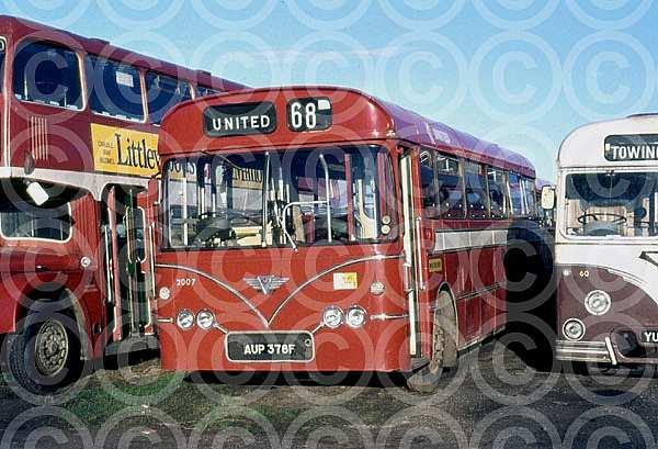 AUP378F United AS Gillett,Quarrington Hill