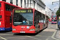 70CLT London Arriva