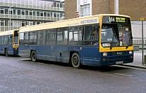 F166SMT Metrobus Miller,Foxton
