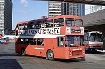 PRU917R Hampshire Bus Hants & Dorset