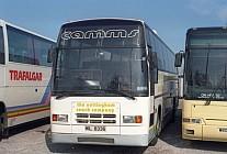 MIL8336 (H953DRJ) DunnLine,Nottingham Shearings