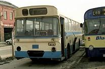 NTD116K Blue Bus Bolton Morris Pencoed Coity Motors Coity Lancaster CT
