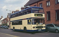 C522LJR Mulley,Ixworth Go Ahead Northern NGOC