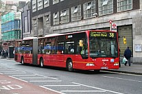 BX05UWW London Arriva